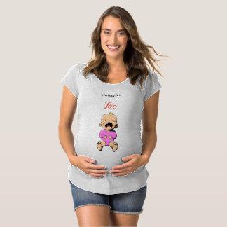 Waiting for... Zoe Maternity T-Shirt