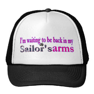 Waiting to be back in my Lovely Sailors Arms Cap