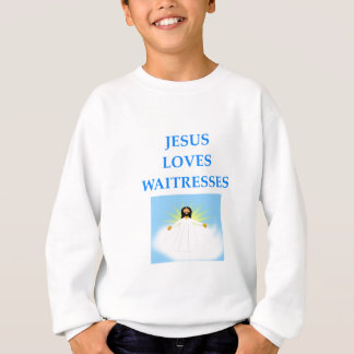 WAITRESS SWEATSHIRT