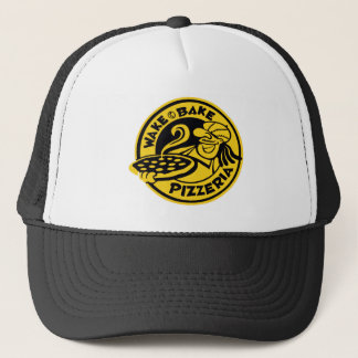 Wake & Bake Pizzeria Trucker Hat