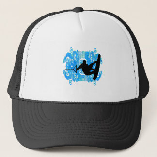 Wake Bound Trucker Hat