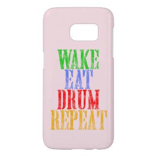 Wake Eat DRUM Repeat