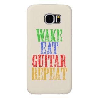 Wake Eat GUITAR Repeat