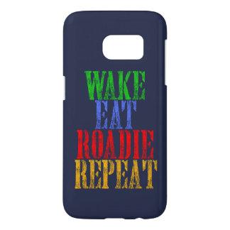 Wake Eat ROADIE Repeat