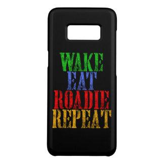 Wake Eat ROADIE Repeat Case-Mate Samsung Galaxy S8 Case