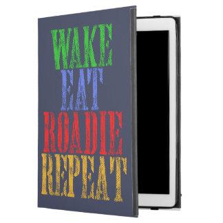 "Wake Eat ROADIE Repeat iPad Pro 12.9"" Case"