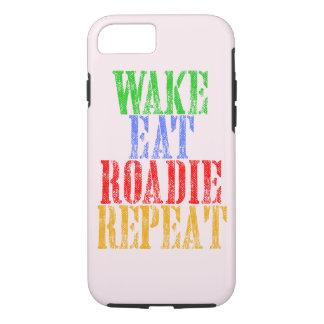 Wake Eat ROADIE Repeat iPhone 8/7 Case