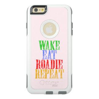 Wake Eat ROADIE Repeat OtterBox iPhone 6/6s Plus Case