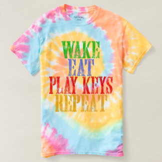 Wake Eat ROADIE Repeat T-Shirt