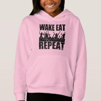 WAKE EAT ROCK REPEAT #2 (blk)