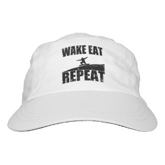 Wake Eat Snowboard Repeat #2 (blk) Hat