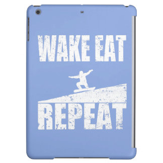 Wake Eat Snowboard Repeat #2 (wht)