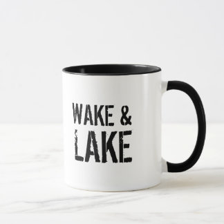 Wake & Lake Mug