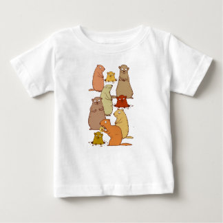 Wake Up Groundhogs! Baby T-Shirt