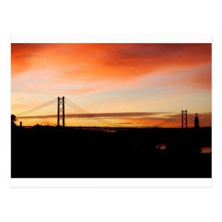 Wake Up Lisbon! Postcard