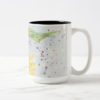 Wake up Little Suzi mug