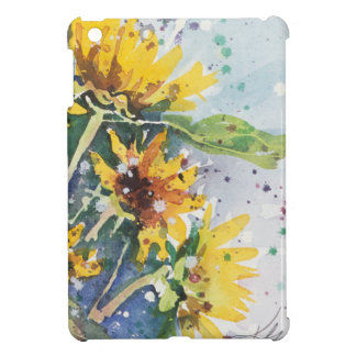 Wake up Little Suzi Watercolor print iPad Mini Covers
