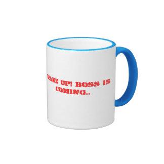 """Wake up"" Mug"