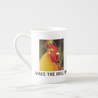 Wake Up Rooster Mug