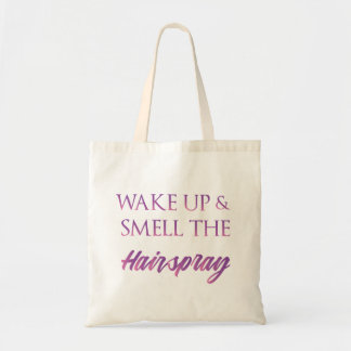 Wake Up & Smell the Hairspray Bag