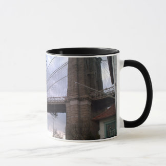 wake up to Brooklyn Mug