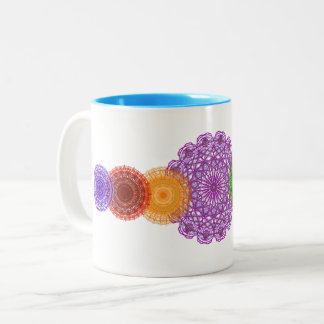 Wake up your Chakras Coffee Cup