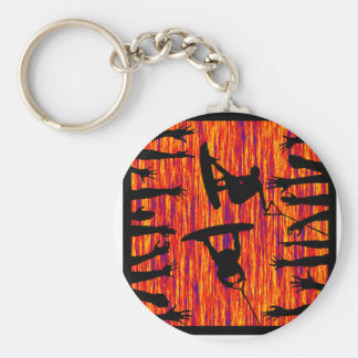 Wakeboard Butter Boxer Key Chains