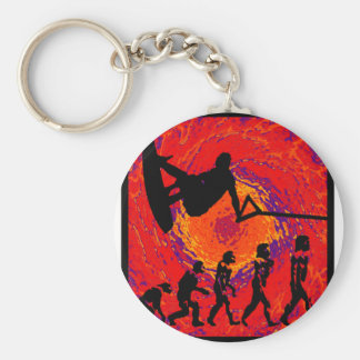 Wakeboard For Evolve Keychains