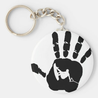 Wakeboard Palm It Keychains