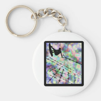 Wakeboard Sense This Key Chains