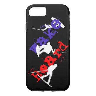 Wakeboard Silhouettes iPhone 8/7 Case