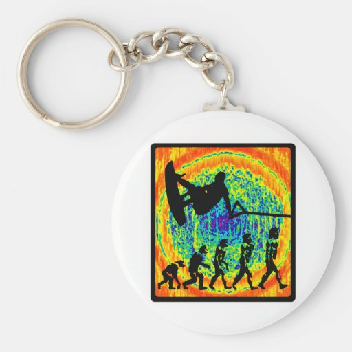Wakeboard Soul Searching Keychains