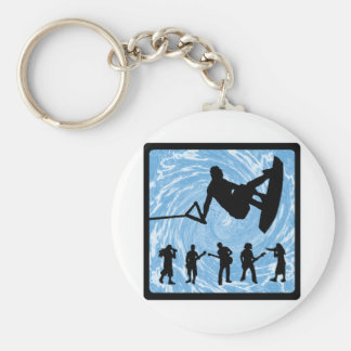Wakeboard the Convection Key Chain