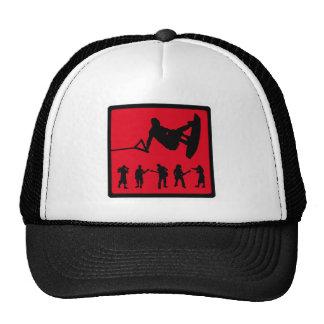 Wakeboard The Ones Trucker Hats