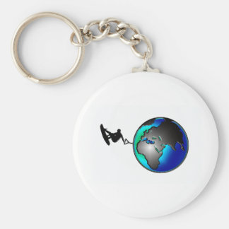 wakeboard the world keychains