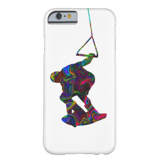 Wakeboarder Wild Colors Barely There iPhone 6 Case