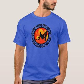 WAKEBOARDING SUN CRAZED T-Shirt