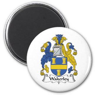 Wakerley Family Crest Magnet