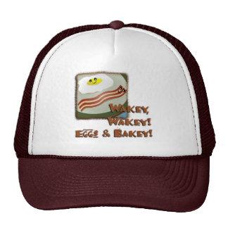 Wakey Eggs & Bakey Hat