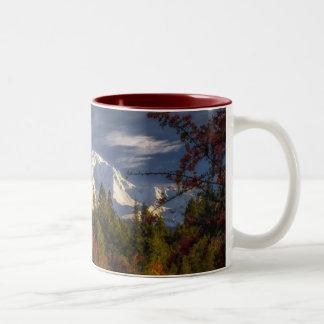 Waking Up Two-Tone Coffee Mug
