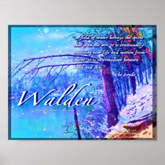Walden Poster