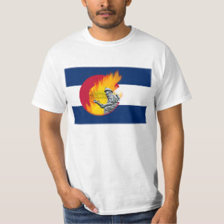 Waldo Canyon Fire, Colorado Springs, CO T-Shirt