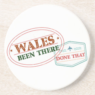 Wales Been There Done That Coaster