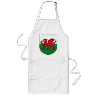 Wales Coat of Arms Apron