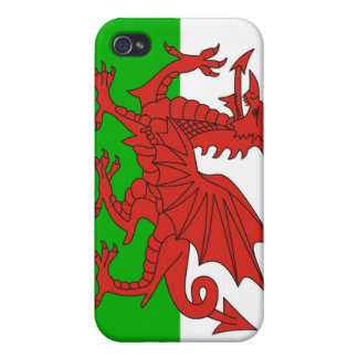 wales country dragon flag british cases for iPhone 4