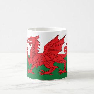 Wales Flag mug