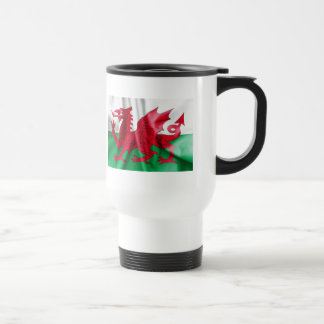 Wales Flag Travel Mug