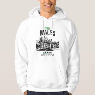 Wales Hoodie