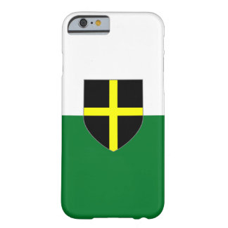 Wales iPhone Case - St. David Shield on Colours