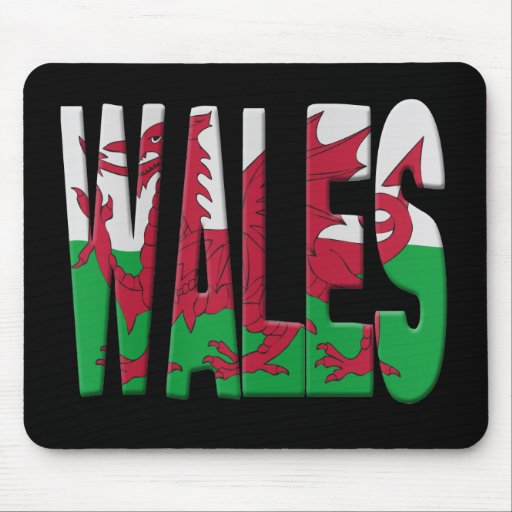Wales Mousepads